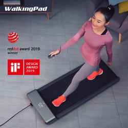 Xiaomi Mijia WalkingPad bieżni A1 elektryczne sprzęt Fitness inteligentny składany automatyczna kontrola prędkości pojazd kroczący 1