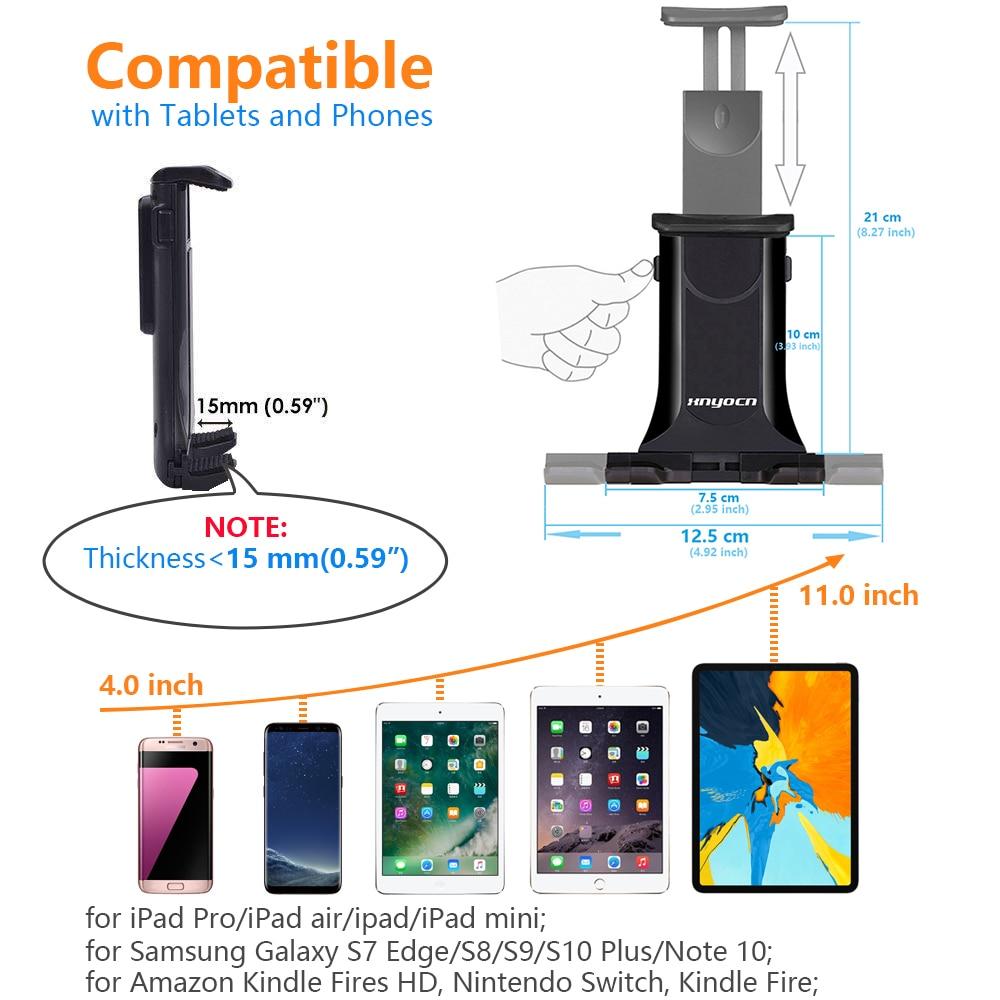 "Universal 7 8 9 10"" car tablet PC holder Car Auto CD Mount Tablet PC Holder Stand for iPad 2 3 4 5 6 Air 1 2 Tablet Car holder 2"