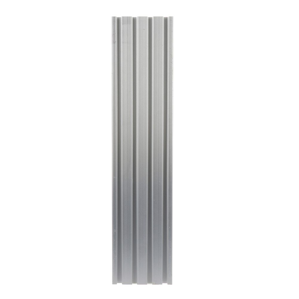 350mm 500mm Length 2080 T-Slot Aluminum Profiles Extrusion Frame For CNC