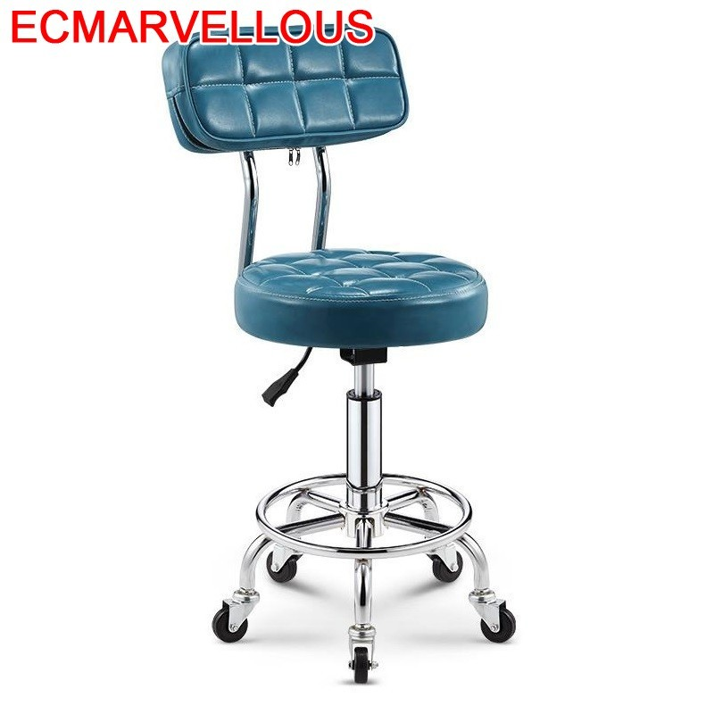 Makeup Stuhl Sedie Hair Fauteuil Sessel Schoonheidssalon Nail Furniture Mueble De Silla Cadeira Salon Barbearia Barber Chair