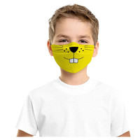 Cute mask for face children mask w