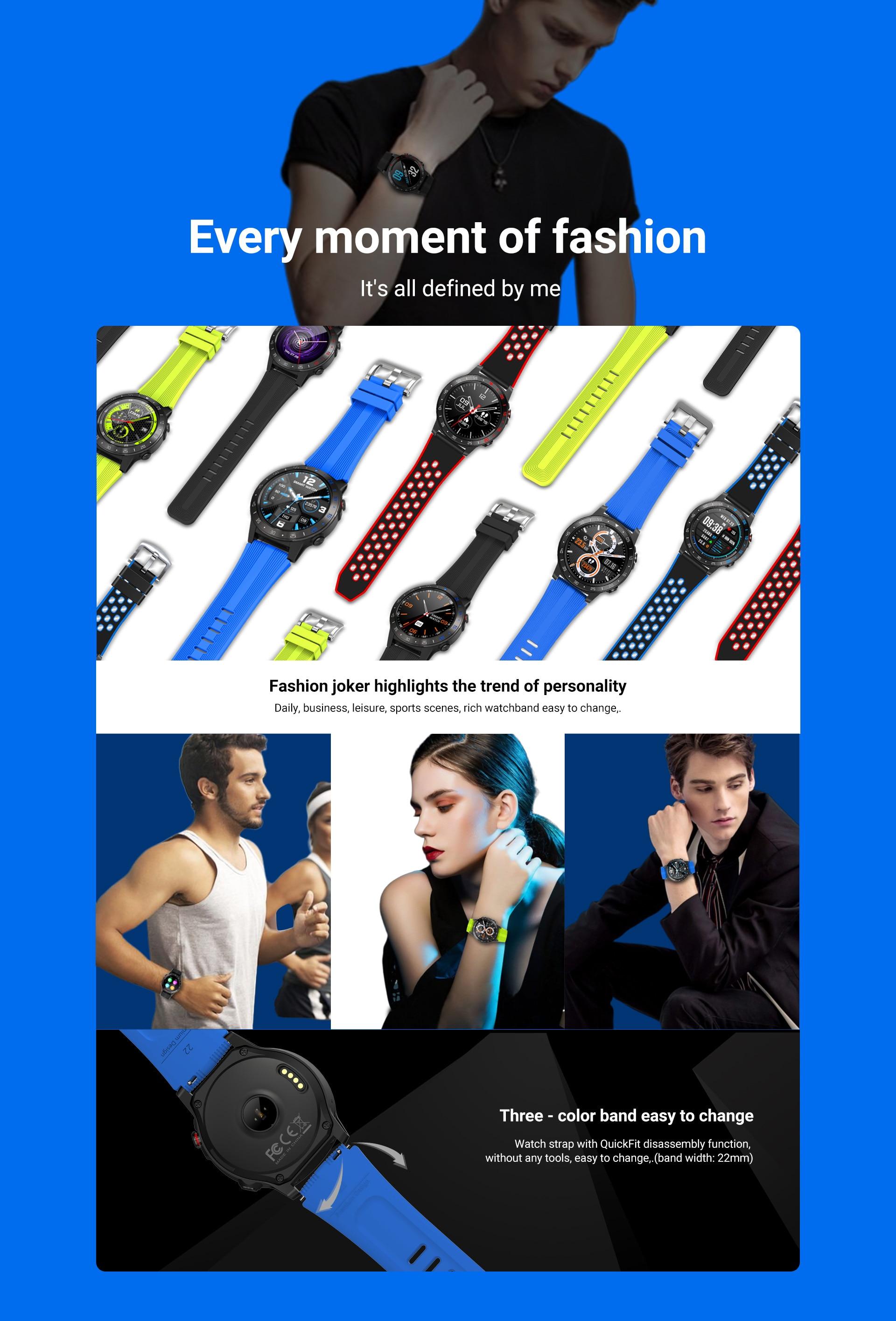 H7c02c87382c743bfa8652c90821f82f75 GPS Smartwatch Men With SIM Card Fitness Compass Barometer Altitude M5 Mi Smart Watch Men Women 2021 for Android Xiaomi