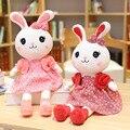 Кролик, плюшевые игрушки, кавайная девочка, зайчик, игрушка, детские мягкие куклы, милые вещи, кукла, кавайная плюшевая игрушка для детей, под...