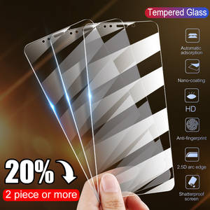 Glass Screen-Protector Full-Cover 6s-Plus iPhone X 5S for XS Max XR The SE 11 Pro 8