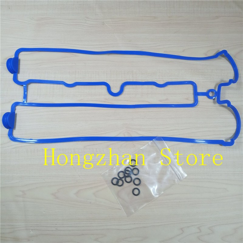 Image 5 - Aluminum cover Valve Cover Gasket for Daewoo Buick Excelle 1.8 Regal Chevrolet Captiva Opel Antara 2.4L Epica OPEL Vectra Astra-in Block & Parts from Automobiles & Motorcycles