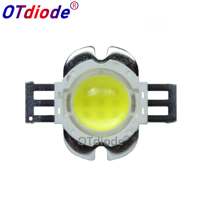 High Power 10W COB 45mil Led Cold Warm White Royal Blue Green IR940 Acquarim Plant Led Chip With 60 Degree Viewing Angle Lens