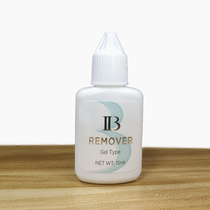 Image 3 - Free Shipping Wholesale 5 bottles/lot I Beauty IB Clear Gel Remover For Eyelash Extensions Glue from Korea15ml lash makeup tools