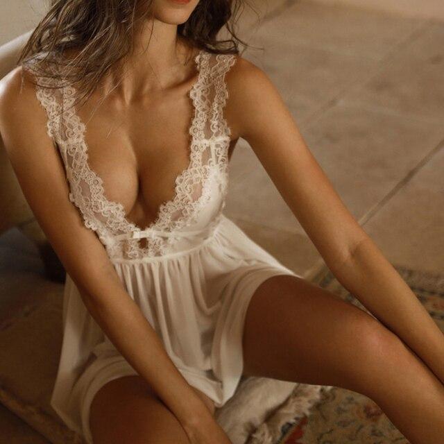 Sexy Nightdress (Lace Pijama) Underwear