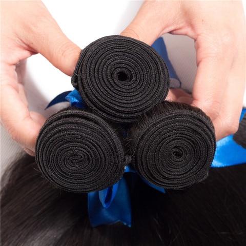 Bling Hair 10 Bundles Deals Brazilian Hair Weave Bundles Straight Human Hair Bundles Remy Extensions Natural Color Free Shipping Islamabad