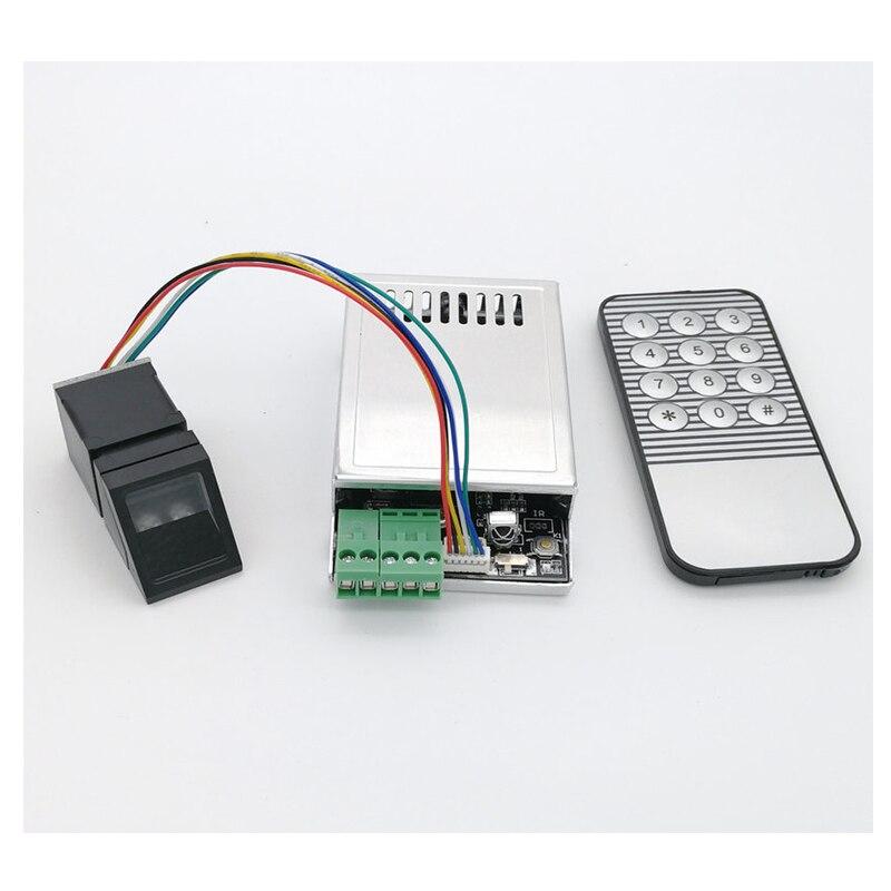 K216 Fingerprint Control Board And R307 Fingerprint Module