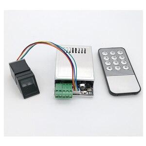 Image 1 - K216 fingerprint control board and R307 fingerprint module