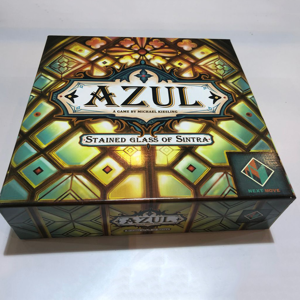 Azul Stained Glass Of Sintra The Board Game Azuling Card Game Toy Family Gathering Entertainment Gift Child Adults and Children