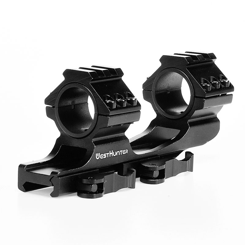 Quick Release One Piece Scope Mount 1