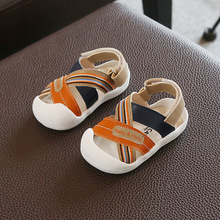 Baby Boy Shoes Fashionable Kids Genuine Leather Sho
