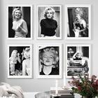 Canvas Marilyn Actor...