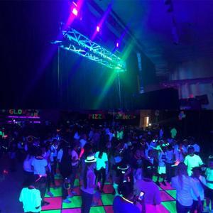Image 5 - Luz LED para discoteca Dj, lámpara UV con efecto de escenario, ultravioleta, negro, Par, fiesta láser KTV, Navidad, Halloween, foco, enchufe para máquina de humo