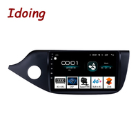 Idoing 9Car Radio Multimedia Video Player For KIA Cee'd CEED JD 2012 2018 Navigation GPS Android Accessories Sedan No dvd 4+64G