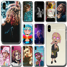 Lil Pump Gang iPhone SE 2020 5 5S 5C 6 6S Plus 7 8 Plus X XS XR 11 Pro Max 하드 커버 케이스(China)