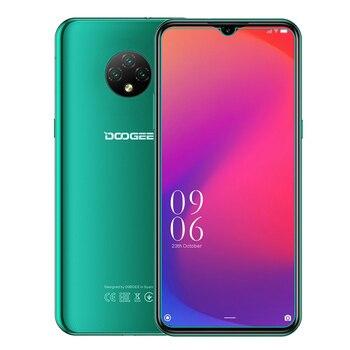 Перейти на Алиэкспресс и купить Закаленное стекло 9H для смартфона Doogee X95, защитная пленка, защитная пленка, чехол для телефона