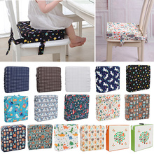 Baby Adjustable Increased Chair Pads Portable Anti-skid Table Chair Thicken Mats Modern Cushion Pram for Baby Care