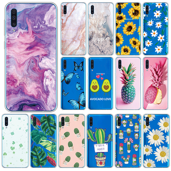 Case For Samsung Galaxy A50 A30s A50s Soft TPU Cover For SamsungGalaxy A 50 A 30s A 50s 6.4 Phone Cases Silicone Fundas Coque image