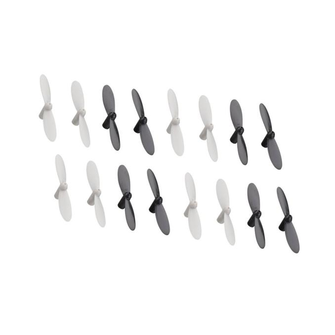 HINST KIDS TOYS 16PC Spare Parts Blade Propeller FOR Cheerson CX-10 CX-10A CX-10C Mini RC Drone Quadcopter Remote Control Toy