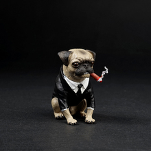 For Collection 1/6 AS032 Starling Cigar Dog Pet animal Model Toys Figure Scene Tool Accesories for 12 Action Accessory