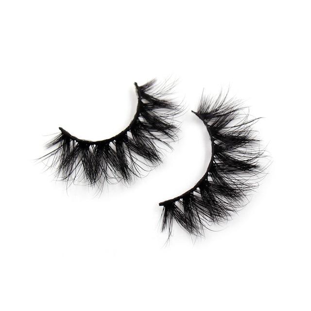 AMAOLASH Makeup 3D false eyelashes fake lashes makeup kit Mink Lashes extension mink eyelashes Handmade Reusable Eyelashes 2