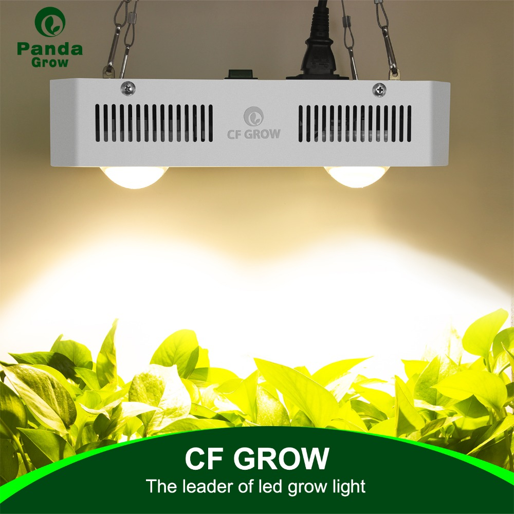 LED Grow Light  Citizen CLU048-1212 COB 300W 600W 900W Full Spectrum Greenhouse Hydroponics Plant Growing Light Replace HPS Lamp