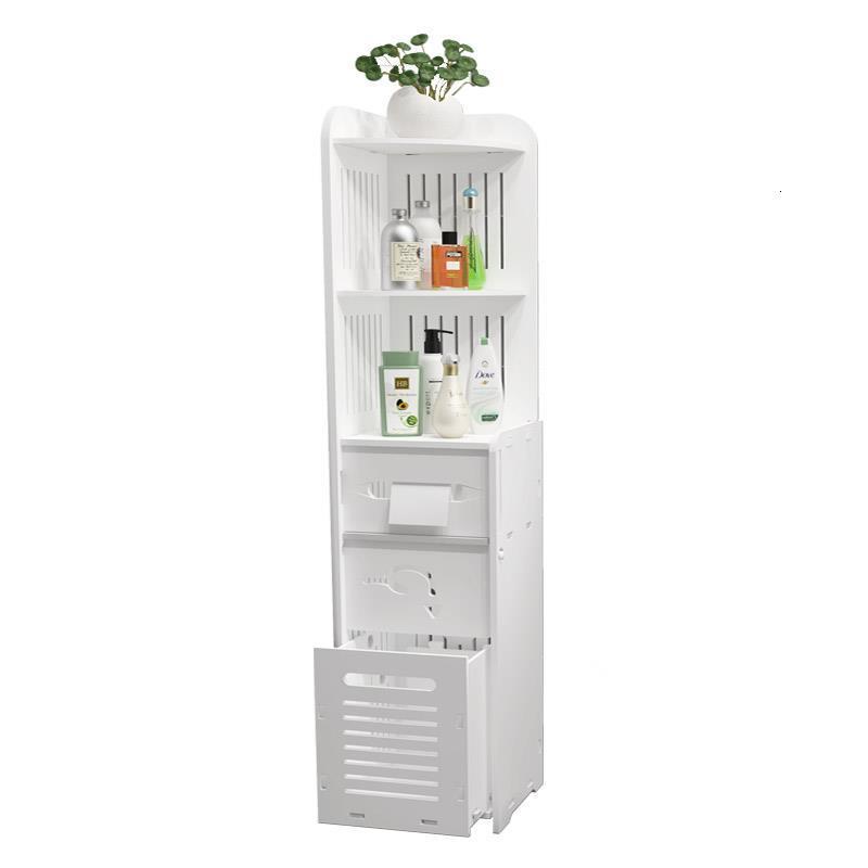 Per La Casa Toilette Rangement Arredamento Arredo Meuble Salle De Bain Vanity Furniture Mobile Bagno Bathroom Storage Cabinet