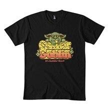 Cheddar goblin clássico t camisa 173dmn cuello redondo sudadera negro