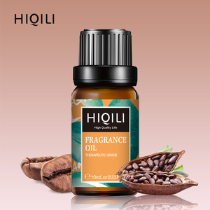 HIQILI Coffee Fragrance Oil 10ML Diffuser Aroma Essential Oil White Musk Coconut Vanilla Fresh Linen Strawberry Mango Peach