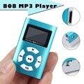 Популярный HIFI USB мини MP3 музыкальный плеер с ЖК-экраном Поддержка 32 ГБ Micro SD TF карта Спортивная Мода 2017 Новый стиль перезаряжаемый
