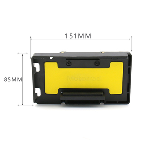 Image 3 - Dla BMW R1250GS R1200GS ADV S1000XR F850GS F750GS przygoda bezprzewodowa ładowarka szybkie ładowanie telefonu komórkowego uchwyt na nawigację