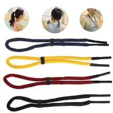 Шнур для очков женский спортивный ремешок 8 цветов