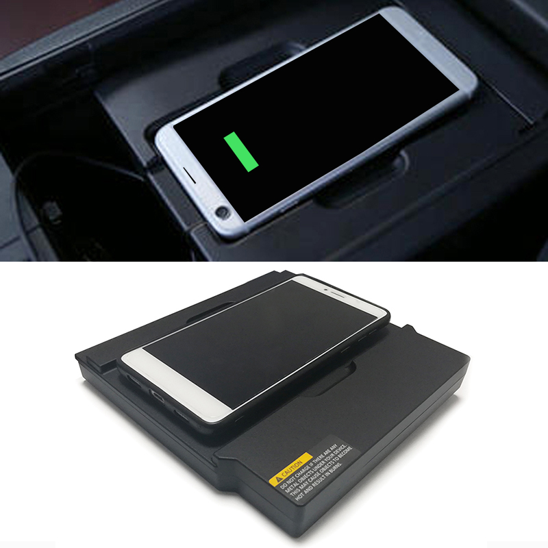 For <font><b>Lexus</b></font> NX 200t NX 300h NX200 <font><b>NX300h</b></font> 2015 2016 2017 2018 car QI wireless charging phone charger charging plate accessories image