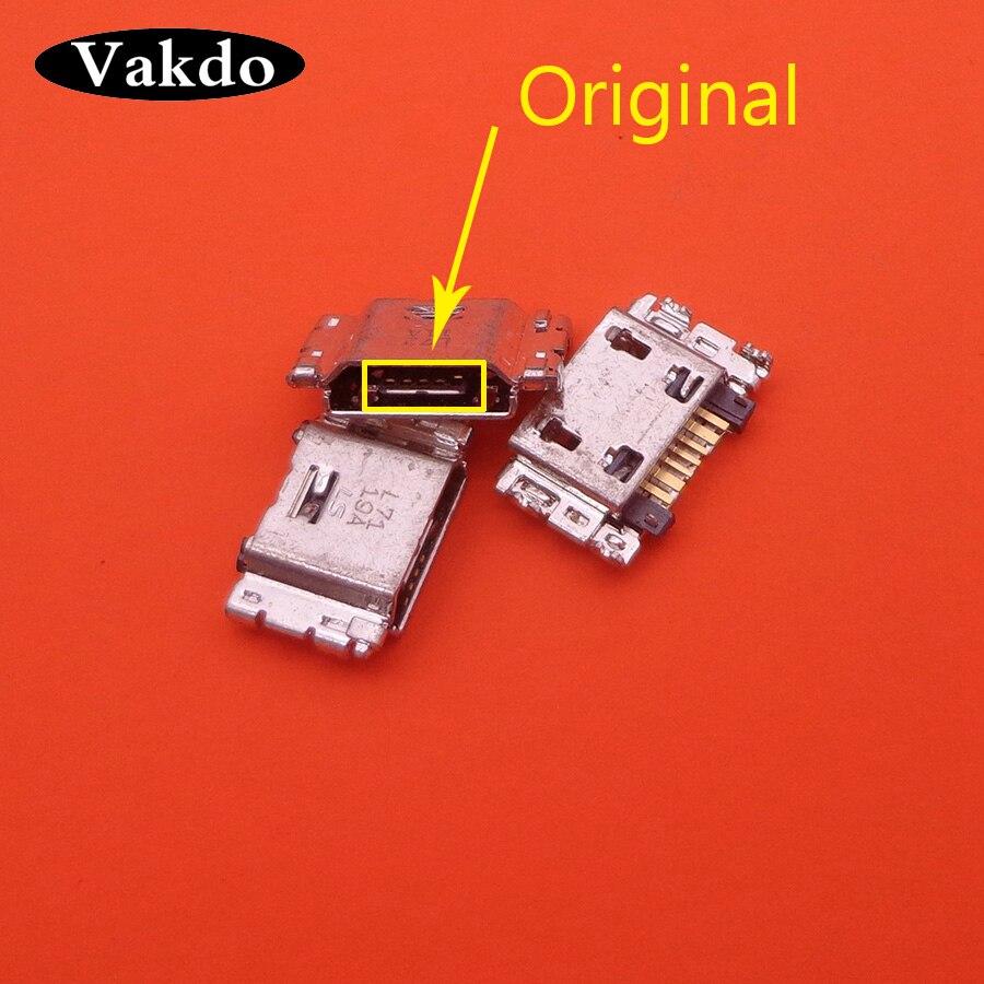 50pcs Micro Mini Usb Charging Port Dock Jack Socket Connector For Samsung Galaxy J3 J330 J330F J5 J530 J530F J7 J730 J730F 2017