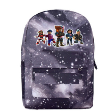 Robloxer game casual backpack for teenagers  Kids Boys Student School Bags travel Shoulder Bag Unisex Laptop Kid