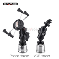 Camera VCR Phone Holder For DUCATI 899 959 1199 1299 PANIGALE V4 1100 Motorcycle Accessories GPS Navigation Bracket USB Charger