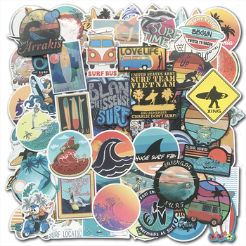 Catching Wave Surf Sticker Pack (100 pieces) 1