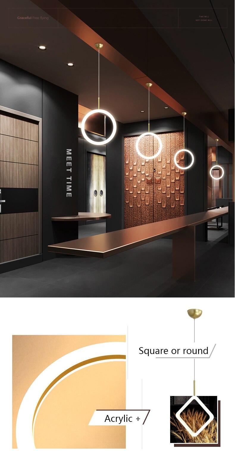 北欧风格创意个性吊灯简约现代圆环形三头餐厅灯吧台灯餐吊灯具-tmall_01
