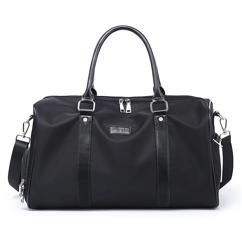New Oxford Cloth Waterproof Travel Bag With Shoe Position Travel Bag Short-distance Large-capacity Shoulder-slung Portable Bag