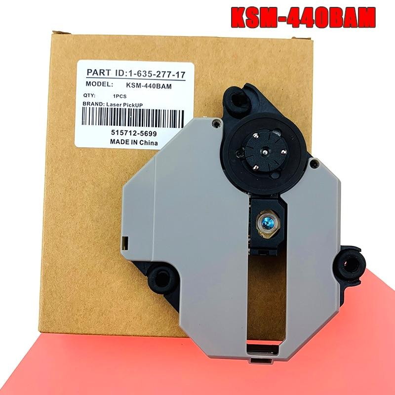 1PCS NEW OPTICAL PICK-UP LASER LENS KSM-440ADM FOR SONY PS1
