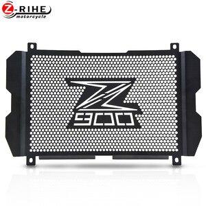 Image 2 - Per Kawasaki Z900 Z 900 z900 Nuova Moto Griglia Del Radiatore Guard Protezione Per Kawasaki Z900 Z 900 2017 2018 2019 Accessori