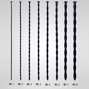 цена на Urethral Catheter Silicone Urethral Sounding Stimulant Dilator Urethral Rod Catheter Sex Toys for Adults Men Masturbator Sexshop