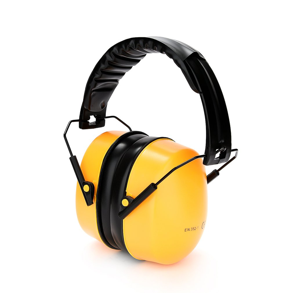 Soundproof Earmuffs Labor Protection Earmuffs Noise Prevention Safety Work Sleep Professional Hearing Ear Protection Headphones