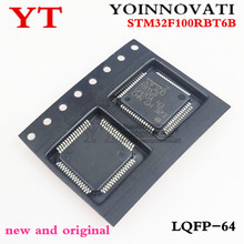 960pcs STM32F100RBT6B 32F100 RBT6B LQFP 64 new and original