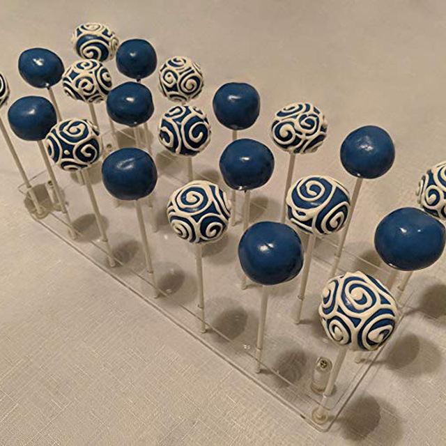 Transparent Lollipop Holder for Party Decoration