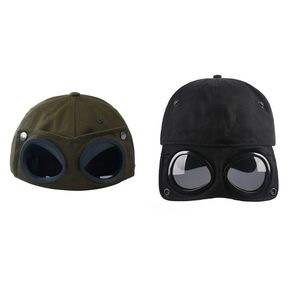 Мужские и женские очки Пилот утка шляпа мода диких студентов уличный тренд бейсбольная кепка высокое качество и новый бренд