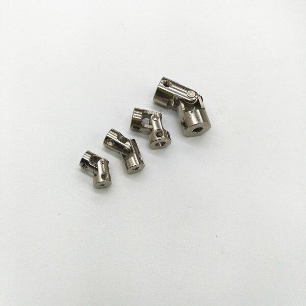 Barco Rc De Metal Cardan Acoplamentos Cardan Junta Universal para 2*2mm/3*2.3mm/ 3*3mm/4*3mm/4*3.175mm/4*4mm/ 4*5mm/5*5mm/6*8mm